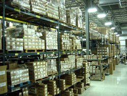 Pypes Exhaust Warehouse Picture