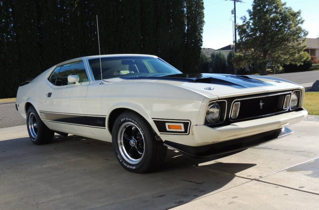 photo gallery 1973 mustang mach 1. Black Bedroom Furniture Sets. Home Design Ideas