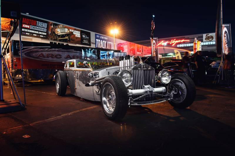 Rolls Royce Build >> 1936 Rolls Royce Rat Rod