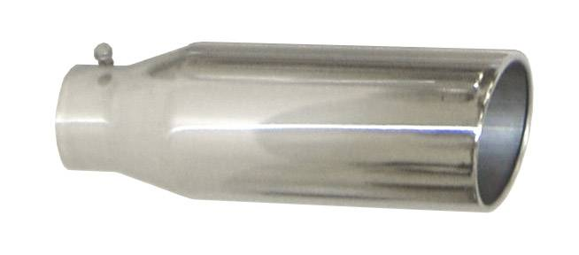 Pypes Performance Exhaust EVT506-18 Stainless Tail Pipe Tip for universal