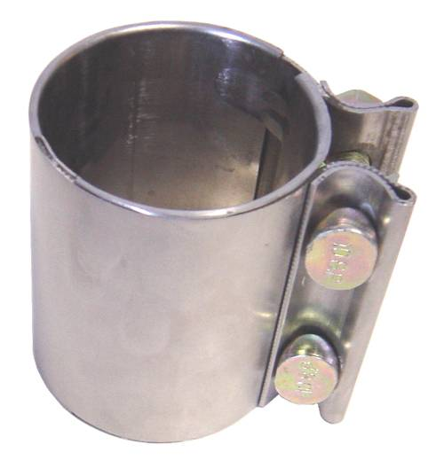 Pypes Exhaust HVC25 2.25x 1 Stainless Steel Band Clamp