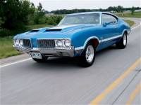 Oldsmobile - Cutlass