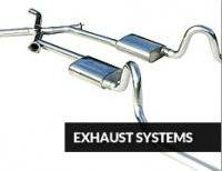 Shop by Vehicle - Exhaust Systems