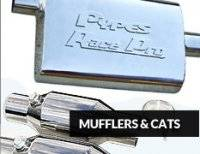 Shop by Vehicle - Mufflers & Cats