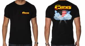 Pypes Performance Exhaust T-Shirt (X-Large)