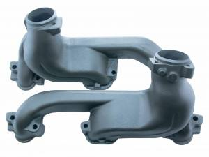 "68-81 Pontiac Ram Air Exhaust Manifolds 2.5"" RPE652H"