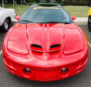 Pypes Sponsorship Team - PPE - 2001 Trans Am