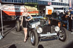 Pypes Sponsorship Team - 1936 Rolls Royce Rat Rod