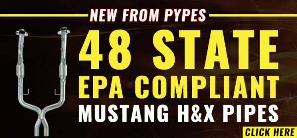 48 State Compliant X & H Pipes