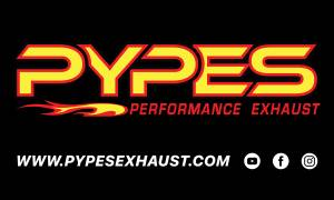 Pypes Exhaust 3x5 Banner - Image 1