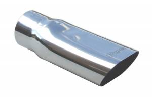"69-72 2.5"" Chevelle Exhaust Tips EVT54 - Image 1"