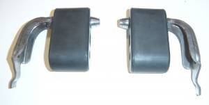 1979-1993 Ford Mustang Exhaust Tailpipe Hangers HFM79 - Image 1