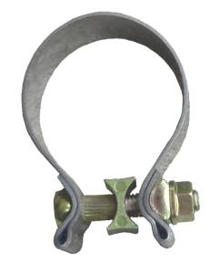 "2.5"" x 1"" Wide Stainless Band Clamp HVC21 - Image 1"