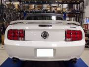 2008 GT Convertible  Cover