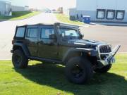 2013 JEEP WRANGLER JK 4 DOOR Cover