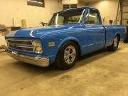 Chevy C-10 Truck Cover