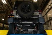 2015 Jeep Wrangler JK Axle-back Exhaust (SJJ20S) Cover