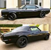 1968 Camaro SS Pro-Touring Cover