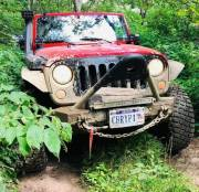 Wrangler JK @colyn_phillippy Cover