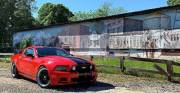 "2014 Race Red Mustang GT aka ""Scarlet"" Cover"