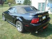 2003 Mustang GT Cover