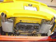 2007 Mustang Grabber Orange  Cover