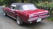 1969 Mustang Convertible  Cover