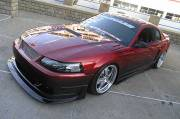 2003 Mustang  Cover