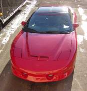1994 Trans Am Cover