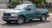 1998 Ford F150 Truck Cover