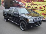 2007 F150 Crew Short-bed Cover